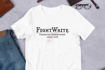 FightWrite Shop!